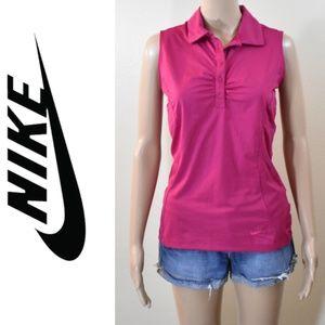 Nike Golf Pink Polo